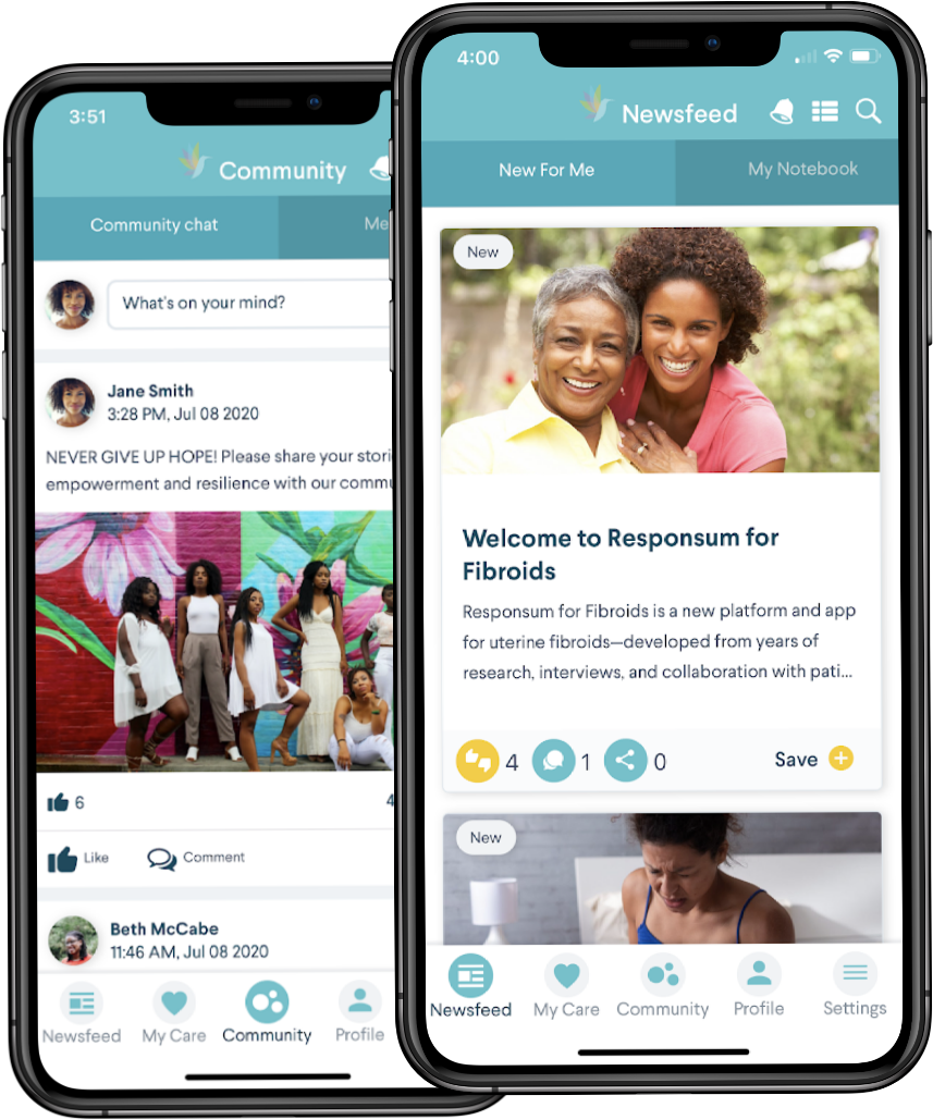 Welcome to Responsum for Fibroids—Responsum Health